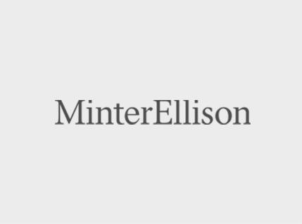 Minter Ellison Logo - Enterprise Hybrid Cloud - Infront