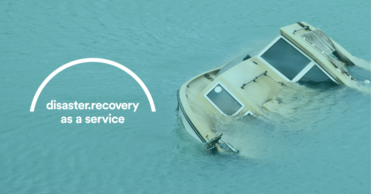 Disaster Recovery as a Service- Infront - Managed Service